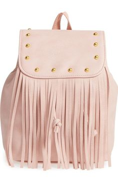 Capelli of New York Mini Faux Leather Backpack available at #Nordstrom