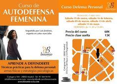 Curso de Autodefensa Femenina enero 2013