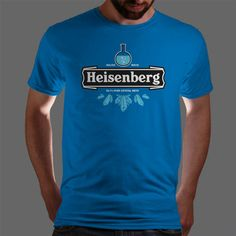 """Just 12 hours remain to get today's Last Chance Tee: """"Heisenberg Crystal Meth: Reprint"""" on Qwertee: www.qwertee.com/last-chance £10/€12/$14 till the timer reaches zero then it's GONE!"""