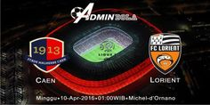 Prediksi Bola Caen vs Lorient 10 April 2016