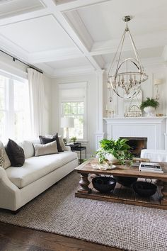 Gray Living Rooms Ideas - From official to casual, and contemporary to timeless, these gray living-room ideas will satisfy every design of designer. #graylivingrooms #livingroomsideas #graylivingroomsideas