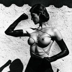 Tied Up Torso, Ramatuelle, France, 1980