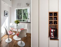 Small Apartment In Tel Aviv Gets A Trendy Modern Makeover