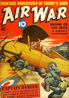 war pulp covers - Google Search