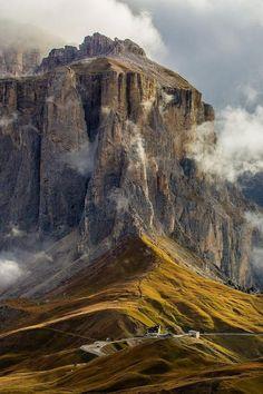 Passo Sella, İtalya