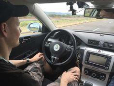 Self-driving car set a record traveling 2,400 km across Mexico  , - ,   Professor Raul R...