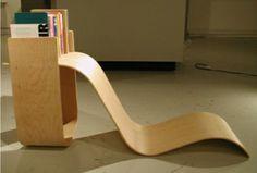 Lapsi Children's Chair Birch plywood by  Catie Becker