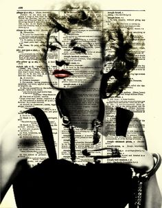 Lucille Ball Lucy I Love Lucy Art Wall by reimaginationprints, $10.00