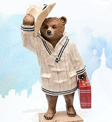 Paddington Trail Bears - Celebrity Designers & More - visitlondon.com Sticky Wicket by Sir Ian Botham