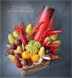 Gallery.ru / Фото #10 - Букеты из овощей - zosyast