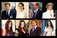 Who's the William? The Harry? The Kate?