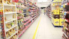 Verleiding in de supermarkt: lay-out en plaatsing