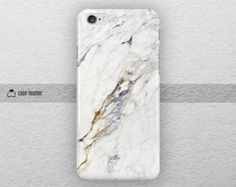 Grey marble iphone 6S case 4.7 iphone 6S plus case by CaseToaster