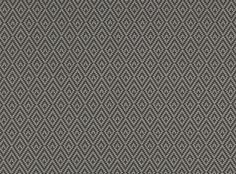Chihiro Charcoal Loz Jacquard Weave Black Edition Designer Fabrics Wallcoverings Upholstery