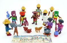 Faszinierendes Afrika Alle 14 Figuren Beipackzettel Sätze Deutschland | eBay