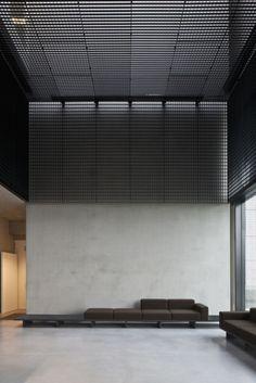 Tonickx Offices, Kortrijk. By Vincent Van Duysen Architects. (Photo © Koen Van Damme)