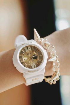 Kesha Baby G Watch