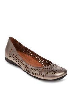 cobb pewter #flats #shoes