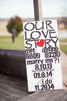 Kate Fine Art Photography, Bright Occasions Real Wedding #wedding #signs #lovestory