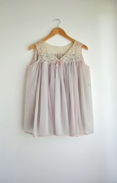 vintage negligee from Generations Collective.