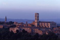 Perugia sunset