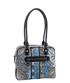 Spencer and Rutherford - Handbags - Shoulder Bag - Nina - Graffiti