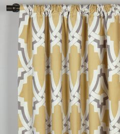 Davis Curtain Panel from Eastern Accents