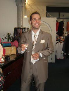 Mein Mann an unserer Hochzeit...