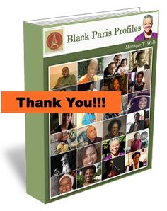 The Thanksgiving Day weekend giveaway for Black Paris Profiles is history!  We maintained our Number 1 ranking among Kindle giveaway books in the Travel > Europe > France category for the entire weekend, and for that, we thank you! www.blackparisprofiles.com
