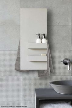Towel Warmer, Shower Towel, Toilet Design, Love Design, Design Ideas, Washroom, Bathroom Interior Design, Bath Towels, Small Bathroom