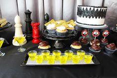 James Bond Birthday Party Ideas | Photo 45 of 52 | Catch My Party