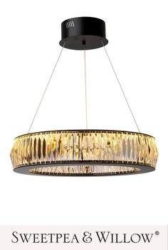 This fabulous Vancouver Chandelier is the epitome of modern glamour and the perfect chandelier for completing a luxurious interior space. The dazzling, crystal glass structure has a matte black base and top which accentuate the show-stopping design. #sweetpeaandwillow #eichholtz #crystalglasschandelier #modernglamourinterior #luxuryhomedecor Chandelier Ceiling Lights, Ceiling Lamp, Chandeliers, Luxury Home Decor, Luxury Interior, Interior Lighting, Home Lighting, Willow Furniture, Drawer Lights