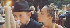 Get a Glimpse of How Madly in Love Joel Madden Is With Nicole Richie
