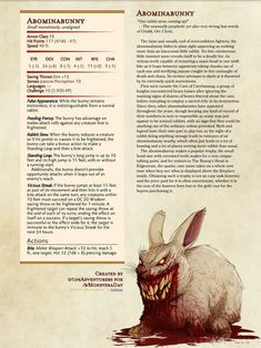 Tagged with dnd, monsteraday, Shared by MonsteraDay. A small sample of D&D monsters for Dnd Dragons, Dungeons And Dragons 5e, Dungeons And Dragons Homebrew, Dungeons And Dragons Characters, Dnd Characters, Mythological Creatures, Fantasy Creatures, Mythical Creatures, 5e Dnd