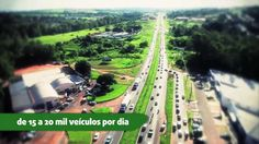 Rodovia PR-323 entre Maringá, Cianorte, Cruzeiro do Oeste, Umuarama e Iporã