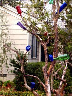 brenham texas Brenham Texas, Old Glass Bottles, Grand Prairie, West Virginia, Wind Chimes, Trees, Outdoor Decor, Style, El Paso