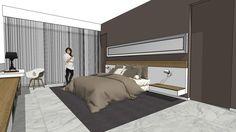 Bedroom 003 - 3D Warehouse