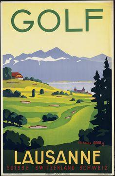 Golf. Lausanne
