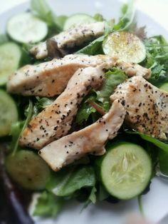 レシピとお料理がひらめくSnapDish - 36件のもぐもぐ - Chicken breast salad by Looknoo