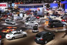 You HAVE to check out these vehicles at the 2015 Chicago Auto Show!