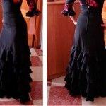 Flamenco Skirt Pattern Carmen