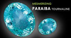 Paraiba tourmaline, World of precious & semi-precious gemstones ...