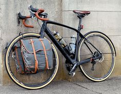 For a fast camping trip on the Specialized Diverge