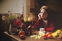 La réponse de la simplicité - Autoportrait Photo/...
