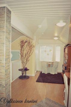 Valkoinen Kaniini: Syksyinen valopuu Home Decor, Decoration Home, Room Decor, Interior Design, Home Interiors, Interior Decorating