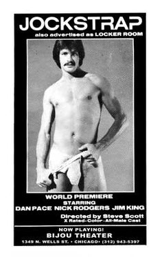 gay porn poster