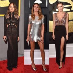 2017 Grammy Award Fashion! The 2017 Grammy Awards took place last night, and celebs put on quite a show! Check out our red carpet fashion picks for the best dressed, worst dressed and runner-ups.