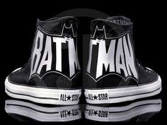 Batman chucks
