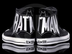 Batman chucks