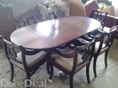 Discover All Antiques For Sale in Ireland on DoneDeal. Buy & Sell on Ireland's Largest Antiques Marketplace. Dinning Room Tables, Antiques For Sale, Barn, Stuff To Buy, Furniture, Home Decor, Kitchen Dining Tables, Converted Barn, Decoration Home